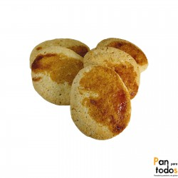 Cookies con fresa