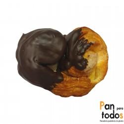 Palmera grande de chocolate