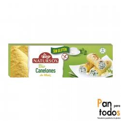 Canelones de maíz 250gr