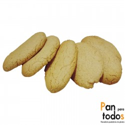 Galletas tipo Campurrianas